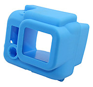 HR53-BK Protective Silicone Case for Gopro Hero 3