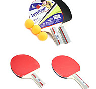 Maneje Long Table Tennis Shake a mano Set Raqueta
