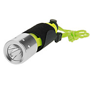 LED Flashlights / Diving Flashlights / Handheld Flashlights LED 1 Mode 1000 Lumens Waterproof Cree XM-L T6 18650Everyday Use /