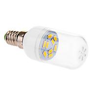 4W E14 LED Kugelbirnen 9 SMD 5630 290 lm Warmes Weiß AC 220-240 V