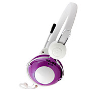 Salar A13 mode stéréo Over-Ear avec micro et télécommande pour PC / iPod / iPhone / Samsung / HTC