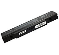 5200mah Replacement Laptop Battery for Samsung R519 R522 R580 R428 R429 R430 R460 R462 R463 R464 - Black