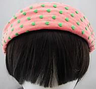 Fashion Fabric Peach Rose Pink Headbands For Women