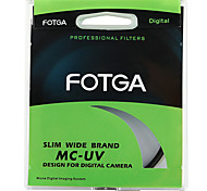 Fotga 55Mm Ultra Slim Pro6 Mc Multi-Coated Uv Ultra-Violet Lens Protector Filter