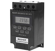 KG316T Micro-computer Time Switch AC220V