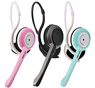 DANYIN DH-983 Stereo Over-Ear fone de ouvido com microfone e remoto para PC / iPhone / iPad / Samsung / iPod