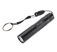 Small Sun ZY-551 Mode Waterproof LED Flashlight(240ML,1xAA,Black)