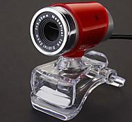 5,0 megapíxeles de 180 grados USB giratorio Webcam Drive-libre