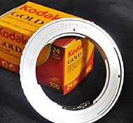 EMOLUX AF bestätigen C / Y CONTAX Yashica-Objektiv Canon EF-Adapter mit elektronischen 5D 7D 550D