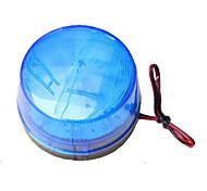 Blue Security Strobe Light