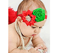 Feather Flower Hairband della ragazza