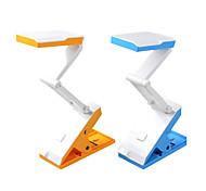 22-LED White Light LED Solar Light Rechargeable Fold Eyeshield Reading Table Desk Lamp (110-220V)