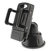 Universal Extension-Type 360° Windshield Mount Suction Cell Phone Holder for Samsung Cell Phones