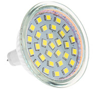 GU5.3(MR16) 3W 24 240 LM Cool White LED Spotlight AC 12 V