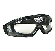 Dust-tight Windproof Transparence Lens Ski Goggles