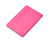 Knurling Designed Elegant Full Body Leather Case for iPad Air (Assorted Colors)