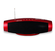 SENIC SN-S309 Portable Super Bass 2.1 Channel Speaker with SD Card Slot and FM, USB (Optional Colors)