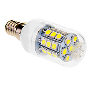 Lampadine a pannocchia 30 SMD 5050 E14 4 W 450 LM Luce fredda AC 220-240 V