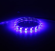 0.9M 10W 54x5630SMD 700LM Light Blue LED Light Strip (DC 12V)