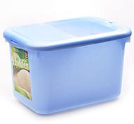 10 kg Grande caixa de armazenamento de arroz
