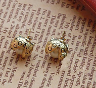 Cute Little Earrings Small Beetle Beetle Love Fashion Jewelry Pearl Earrings E54