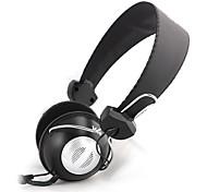 Salar V80 Modische Over-Ear-Stereo-Kopfhörer mit Mikrofon und Fernbedienung für PC / iPod / iPhone / Samsung / HTC