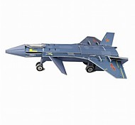 3D Puzzle  Mini Stealth Aircraft Toy  for Kids