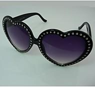 Fashion Unisex Black Graze Drop Frame Sunglasses