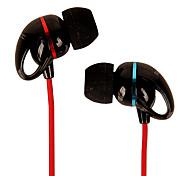 SENICC MX-123 Modische In-Ohr Kopfhörer mit Mikrofon und Fernbedienung für PC / iPhone / Samsung / HTC / iPod