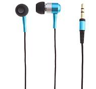 Fashionable In-Ear headphone with Zipper