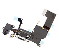 Dock Charging Port Headphone Jack Mic Connector Flex Cable for iPhone 5C