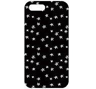 Five-pointed Star Pattern Back Case for iPhone 5
