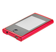 2.0inch MP4 8GB Red