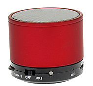 Mini Bluetooth Speaker with TF Card Supported(Assorted Colors)