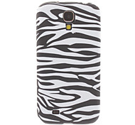 PC Plastic Double-Side Painting Pattern Protective Case for Samsung Galaxy S4 I9500