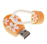 16G Slipper Shaped USB Flash Drive