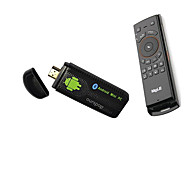 Ourspop OU08 Quad-Core Android 4.2.2 Google TV Player con (2GB di RAM 8 GB ROM)