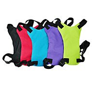 Adjustable Nylon Pet Harness for Car Seat for Pets Dogs (Assorted Colors)