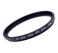 52mm Slim Multi Coated MC-UV Filter Lens