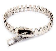 European Retro Zipper Bracelet