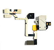 Headphone Audio Jack Ribbon Volume Power Flex Cable Fit for iPhone 4