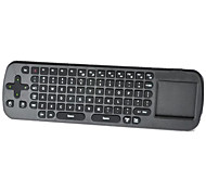 Measy RC12 2.4GHz Wireless 1000DPI Optical Air Mouse Keyboard Combo (3 x AAA)