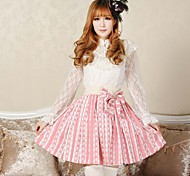 Angelic Pretty Pink Rabbit School Lolita Kawaii Skirt Lovely Cosplay