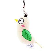 Птица Shaped Плюшевые подвеска игрушек
