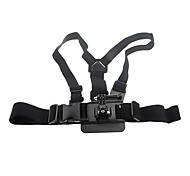 Adjustable Elastic Body Chest + Mount For GoPro Camera Hero3/2