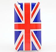 Bandera de Union Jack Caso del modelo de / para el iPhone 3G/3GS