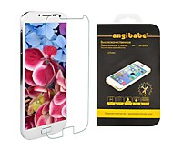 Angibabe Super Slim Russian Spanish Engish Version for Samsung Galaxy SIV i9500 Screen Protector Premium Tempered Glass Series
