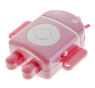 Robot MP3 Rosa