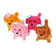 Electric Retrograde Dog Style Toys With Hat For Children(Random Colour)