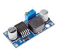 Ultra-pequeno módulo LM2596 Alimentação DC / DC Buck 3A ajustáveis Buck Módulo Regulador Ultra LM2596S 24V interruptor 12V 5V 3V